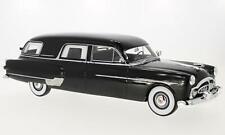 Packard Henney Hearse, schwarz, 1:18, BoS-Models