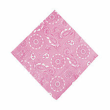 Pink Cowgirl Luncheon Napkins - Party Supplies - 16 Pieces
