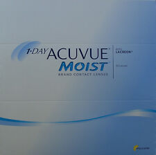 1 DAY ACUVUE MOIST  90er-Sparpackung