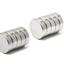 30pcs Magnet 16x5 mm Neodymium Disc Strong Round magnets 16mm Dia x 5mm Thick