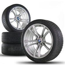 BMW 20 Zoll Alufelgen M5 F10 M6 F12 F13 Winterräder Winterreifen M409 Felgen