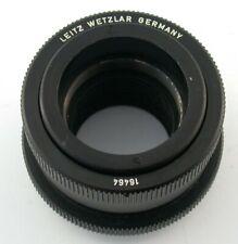 LEICA Leitz 16464 Einstellschnecke Elmar 3,5/65 65 65mm Macro focusing device 19