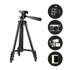 Professional Camera Cellphone Tripod for Digital Canon Nikon Sony DSLR Camcorder