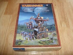 WARHAMMER Age of Sigmar - EMPIRE CELESTIAL HURRICANUM - Boxed Part-Made COMPLETE