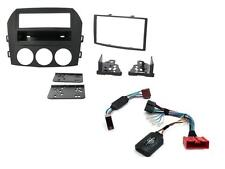 Connects2 CTKMZ02 Mazda Miata MX5 2006 - 2008 Complete Double Din Fitting Kit