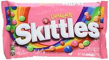 Skittles Desserts Candy 14 oz - Limited Edition - Hard to Find