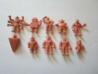 Vintage M.U.S.C.L.E. Flesh Muscle Men Figures Kinnikuman Mattel 1980s PICK ONE A