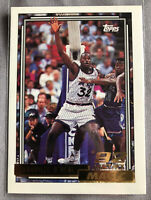 1992-93 Topps Basketball Gold #362 Shaquille Shaq O'Neal Rookie RC
