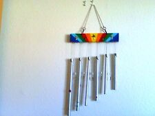Handcrafted Charming Chimes Fairy Pixie Line Wind Chimes Multi Tone