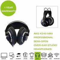 *Brand New* AKG K240 MKII Professional Semi-Open, Over-Ear Studio Headphones