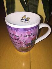 Ultimate Armchair Sports Fan Fine Porcelain Coffee Mug History & Heraldry H&H