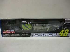 2017 Nascar Authentics Jimmie Johnson The Magnificent 7 Transporter 1/64
