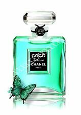 COCO CHANEL PERFUME WALL ART.GREEN ... HOME DECOR, POSTER/PRINT UNFRAMED A4