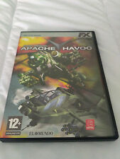 Apache Havoc Enemy Engaged Pc Cd Rom FX Interactive