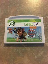 Leap Frog Leap TV Paw Patrol Game Cartridge