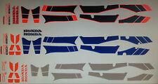 Honda CX650 CX650E Eurosport Complet Peinture Kit de Décalcomanie