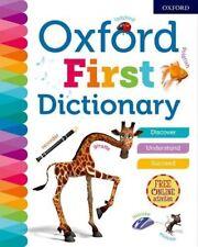 Oxford First Dictionary par les dictionnaires Oxford