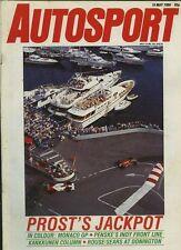 Autosport May 19th 1988 Monaco Grand Prix & Jarama ETCC