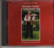 (BV449) Gipsy-Fire, Zigeunerfeuer, Gergely Szucs - 1988 CD