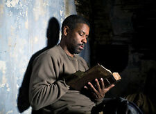 PHOTO LE LIVRE D'ELI - DENZEL WASHINGTON   - 11X15 CM  # 1