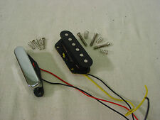 FENDER SQUIER TELE PICKUP SET ELECTRIC BULLET TELECASTER GUITAR