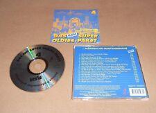 CD Das RSH Super Oldies-Paket 4  Mamas & Papas u.a.  18.Tracks  1997  152