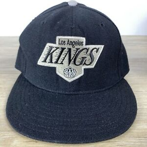 Los Angeles Kings NHL New Era 59FIFTY Size 6 5/8 Fitted Hat