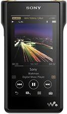 Sony Nw-wm1a - Lecteur Audio High-res Haute Résolution 128 Go avec Écran tacti