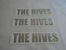 The Hives - Veni Vidi Vicious promo Sticker 2002 Set of 3 Promotional Card