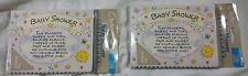 Baby Shower Invites VTG Invitations 16 Cards 16 Envelopes w/guest list