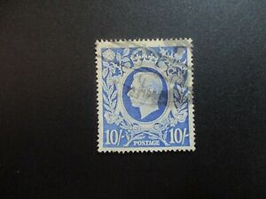 Great Britain #251a Used- WDWPhilatelic (B2D4) 2