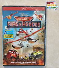 *NEW* Disney Planes Fire & Rescue DVD, 2014, 1-Disc Set  FREE SHIP