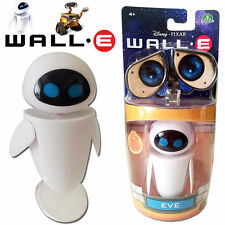 Disney Wall E Eee-Vah Eve Action Figure Kid Display Figurines Set Toy Collection