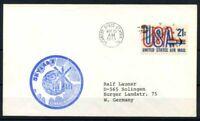 Stati Uniti 1973 Mi. 1036 Busta 100% SKYLAB I