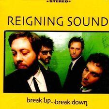 The Reigning Sound - Break Up Break Down [New CD]
