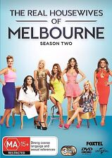 THE REAL HOUSEWIVES OF MELBOURNE : SEASON 2  - DVD - UK Compatible