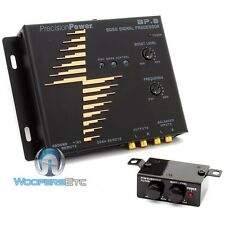 Precision Power Bp.8 Ppi Bass Enhancer Epicenter for Amps Subwoofers Amplifiers
