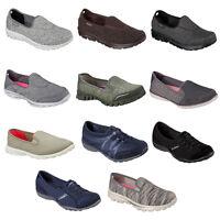 SKECHERS Damen Sneakers Loafer Slipper Walking Schuh in vielen Farben NEU