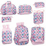 MOOS Pink Flamingo Backpack Girls Rucksack Travel Work Shoulder School Bag DELUX