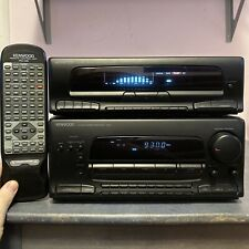 Kenwood Audio System Mini RV Stereo Receiver Equalizer Remote A-A5 GE-A5 RC-A5