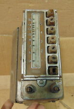 MOPAR model 801 car radio 1941 1942 DODGE De Soto Chrysler ORIGINAL L@@K