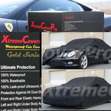 2007 2008 2009 Mercedes-Benz E350 E550 WATERPROOF CAR COVER BLACK W/MIRRORPOCKET