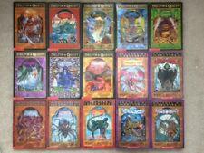 Deltora Quest 1-8-Dragons of Deltora 1-4-Deltora Shadowlands 1-3 set 15 PB lot