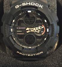 Casio G-Shock Black Watch GMAS140-1A A/D Resin