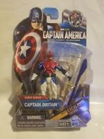 Hasbro Captain American The First Avenger Comic Series Britain Mighty [P195]