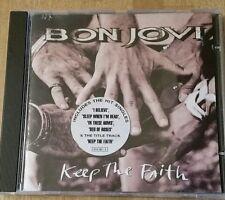 Bon Jovi Keep The Faith Pre Owned Cd