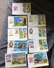 Disney Anguilla/Grenada/Turks Caicos Easter 1981 Donald Duck Daisy Chip & Dale