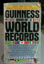Guinness Book of World Records 1990 by Norris McWhirter (1990, Mass Market)