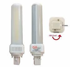 LED 10W Röhre Sockel G24d Kompaktleuchtstofflampe Lampe Energiesparlampe 2-Pin