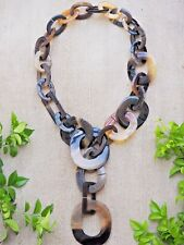 Necklace Jewelry Natural Buffalo Horn